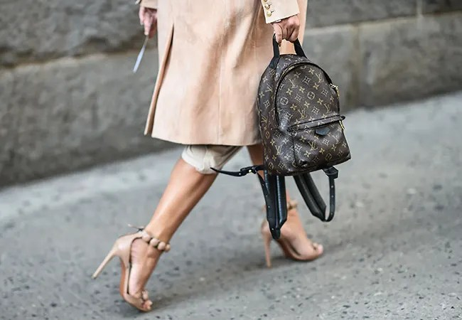 Celebrities Are Loving The Louis Vuitton Mini Backpack