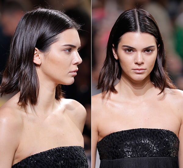 The older sister to kylie jenner has created a name for herself as a top model in a tough industry and forged her own path, separate from the identities of. El Nuevo Corte De Pelo De Kendall Jenner