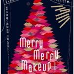 クリスマスの銀座を彩る「FACETASM ファッションショー by SHISEIDO Makeup」開催