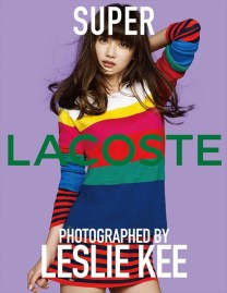 LACOSTE BEAUTIFUL AWARDS featuring LESLIE KEE001