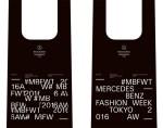 MBFWT 2016 A/W | 渋谷ヒカリエと表参道ヒルズでオフィシャルバッグプレゼント