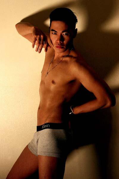 Brent Chua  Male Supermodel  The Fashion eZine