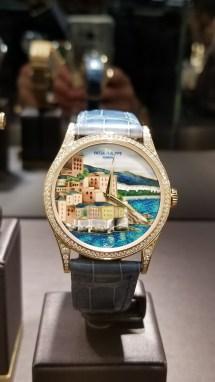 Baselworld 2018 Enamel Watches Patek Philippe