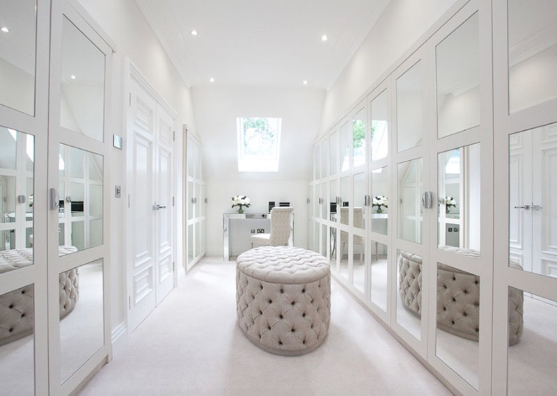 A Dream Closet Inspiration For Freshening Up Your Space