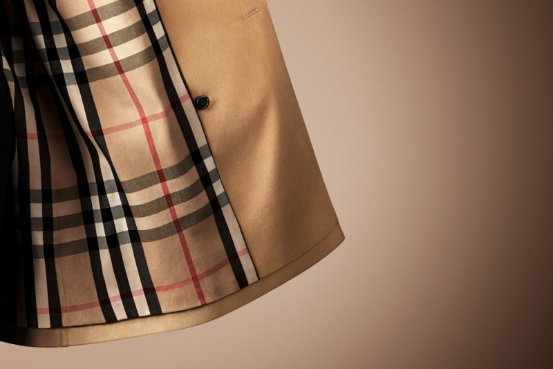 Mame Fashion Dictionary: Burberry Classic Check Pattern
