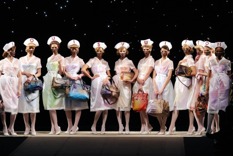 Mame Fashion Dictionary: Louis Vuitton in Collaboration with Richard Prince