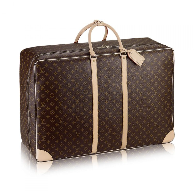 Mame Fashion Dictionary: Louis Vuitton Monogram Print Luggage