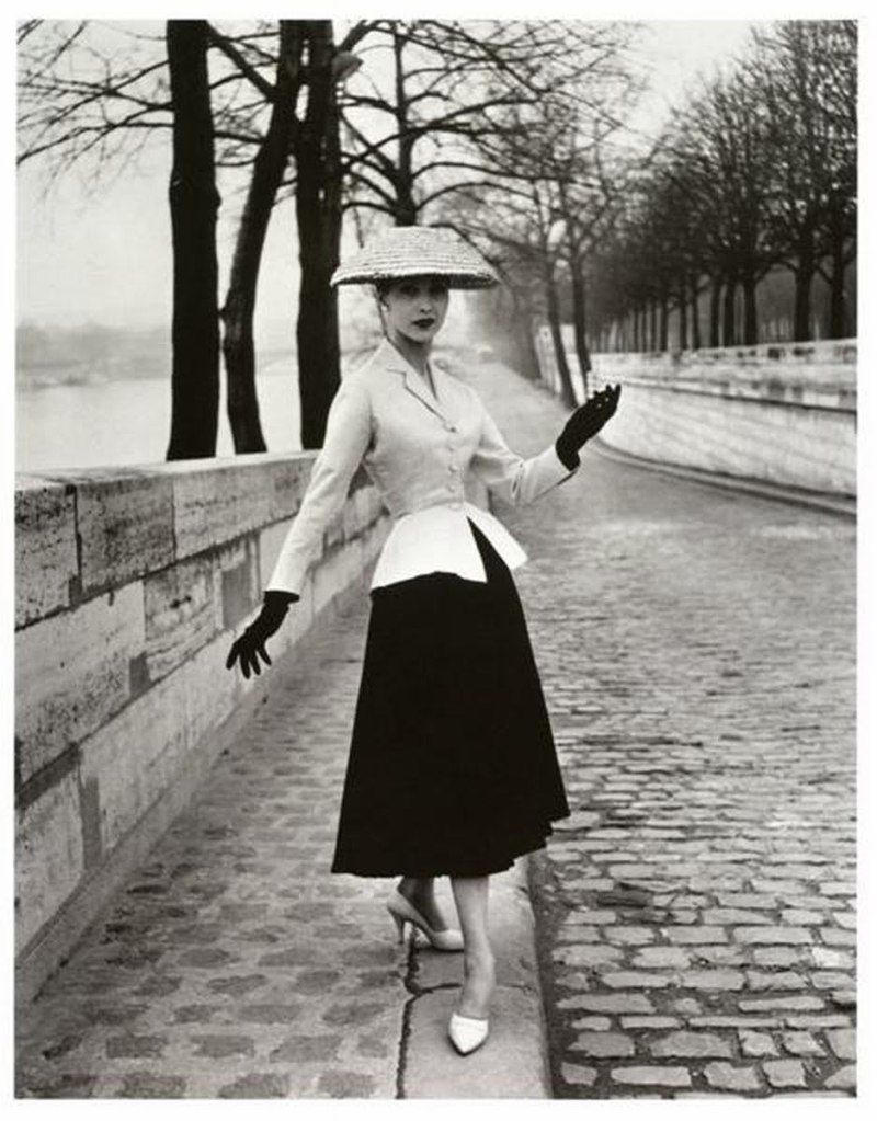 Mame- Fashion Dictionary: Christian Dior New Look 1946