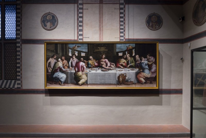 Mame Fashion Dictionary: The Last Supper by Giorgio Vasari