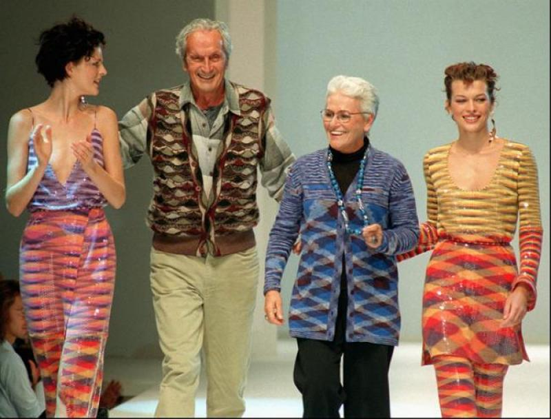 Mame Fashion Dictionary: Missoni Celebrates 50 Years