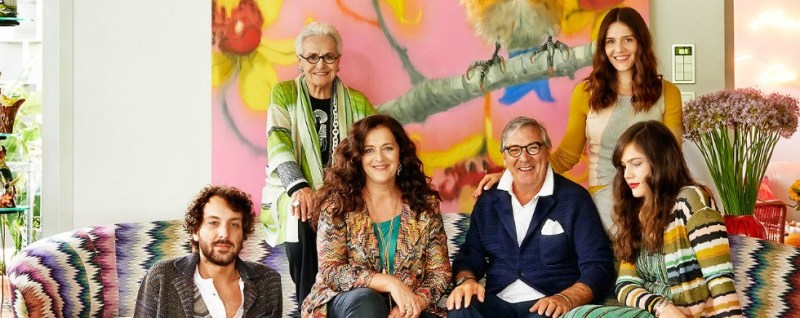 Mame Fashion Dictionary: Missoni Family Portrait