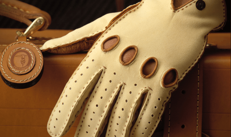 Mame Fashion Dictionary: Trussardi Men's Gloves