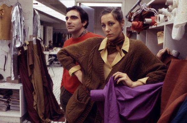 Donna Karan at Anne Klein in 1980
