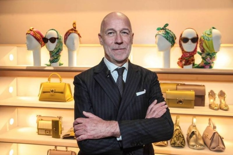 Mame Fashion Dictionary: Salvatore Ferragamo Eraldo Poletto