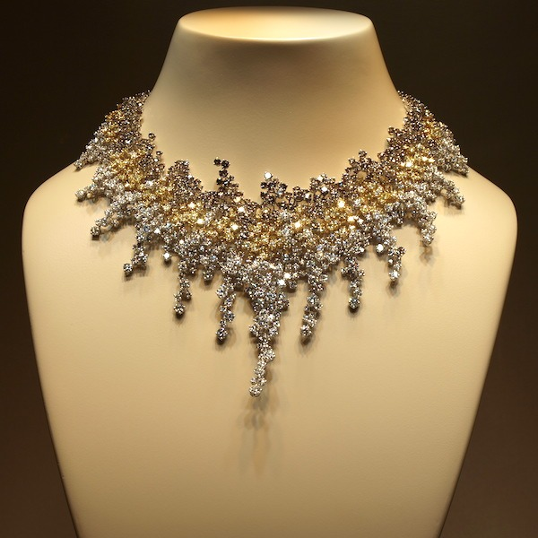 Damiani Vulcanian Necklace