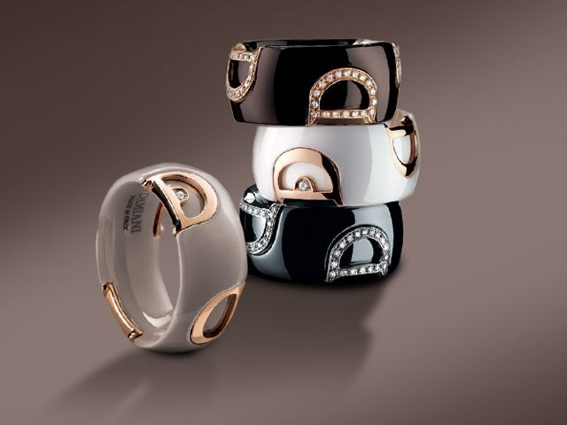 Damiani D. Icon Ring Contemporary Style