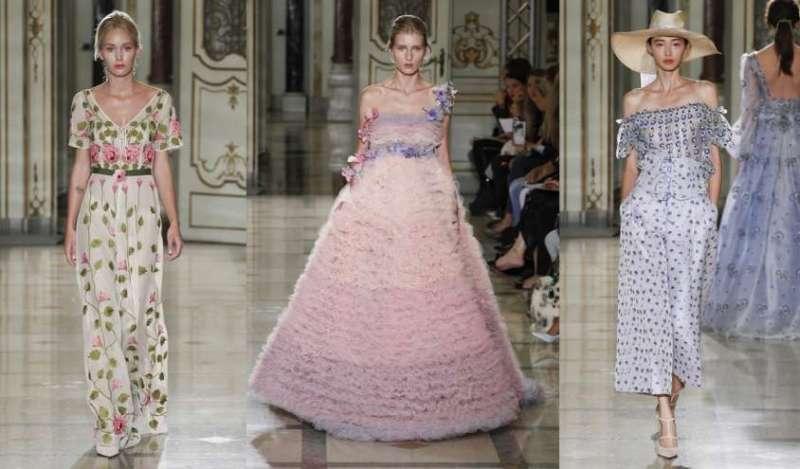Mame Fashion Dictionary: Beccaria Luisa Beccaria Elegant Dress Details