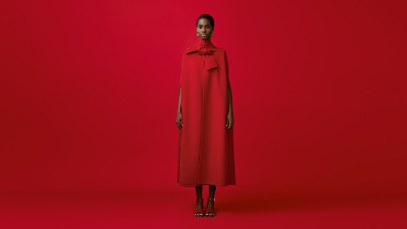 Mame Fashion Dictionary: Valentino Red