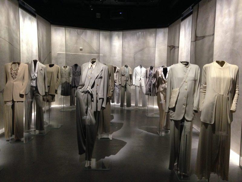 Armani Exhibition at Armani Silos Milano