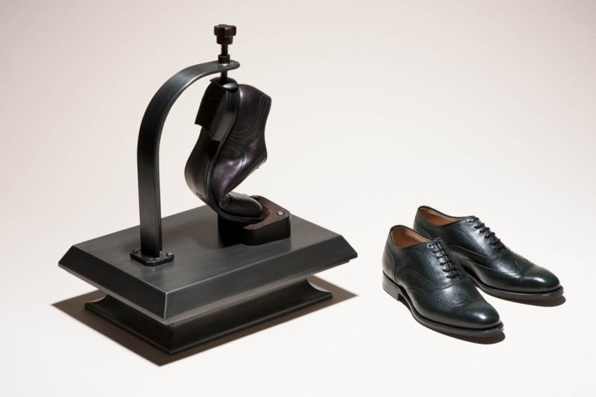 Mame Fashion Dictionary: Church's Goodyear Flexible Rubber Collection 2012