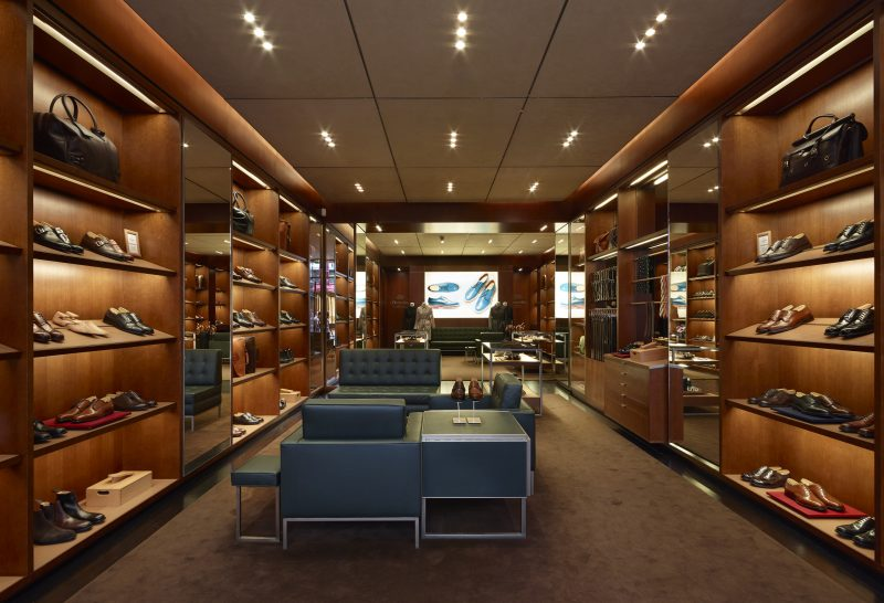 Mame Fashion Dictionary: Church's New Bond Street Boutique