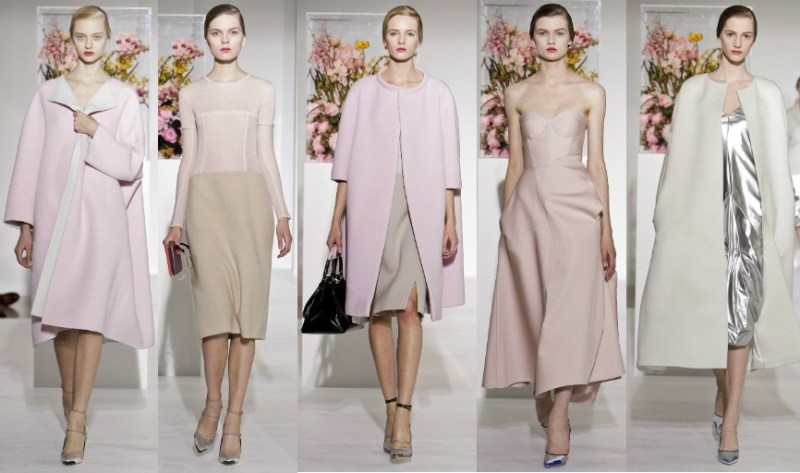 Jil Sander Fall/Winter 2012 Collection