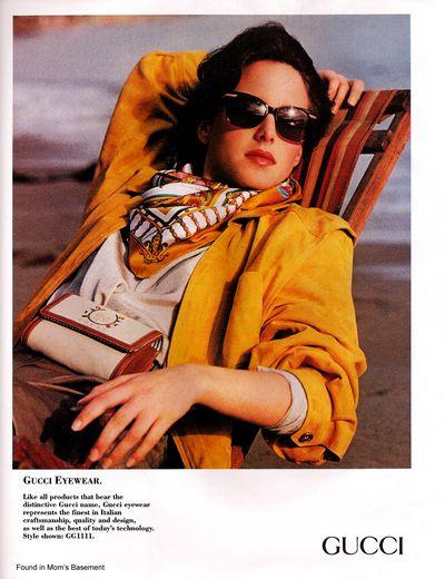 Gucci 1990 AD
