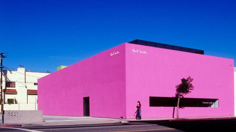 Mame Fashion Dictionary: Paul Smith LA Boutique