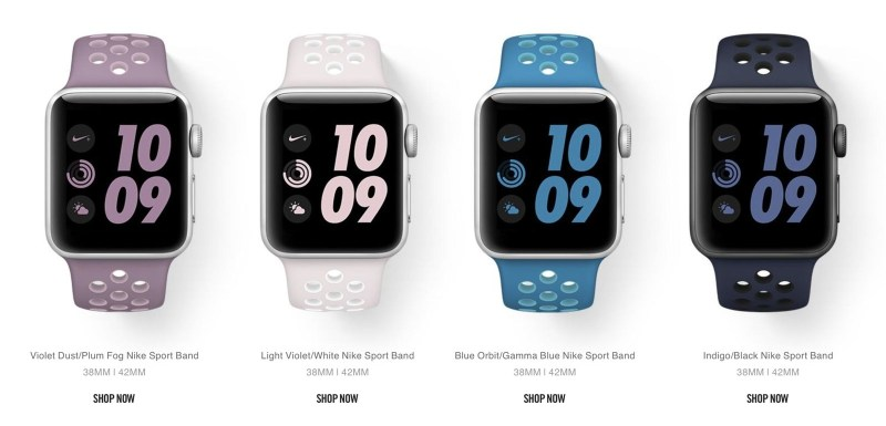 Nike Collaboration With Apple Sports Band