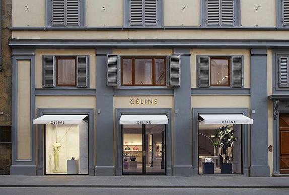 Céline Opens First Store in Florence