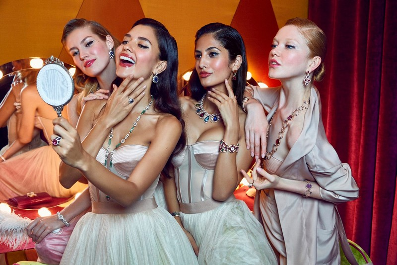 Bulgari Festa High Fashion Jewelry