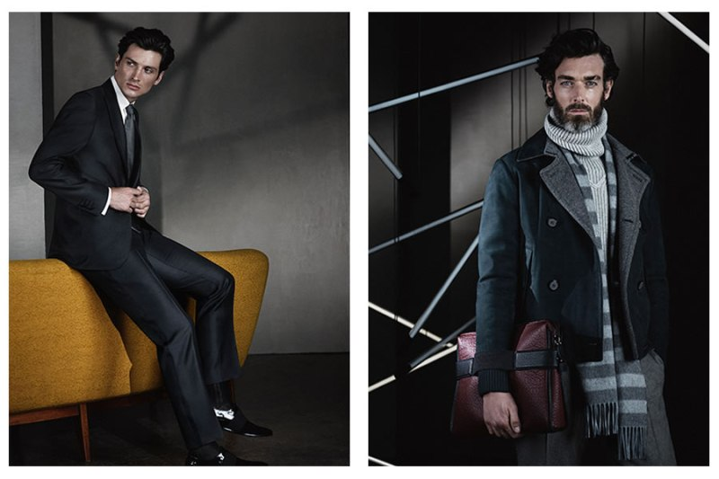Canali Fall/Winter 2015