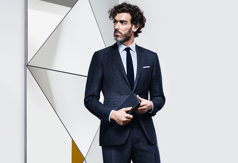 Canali SS16 Campaign