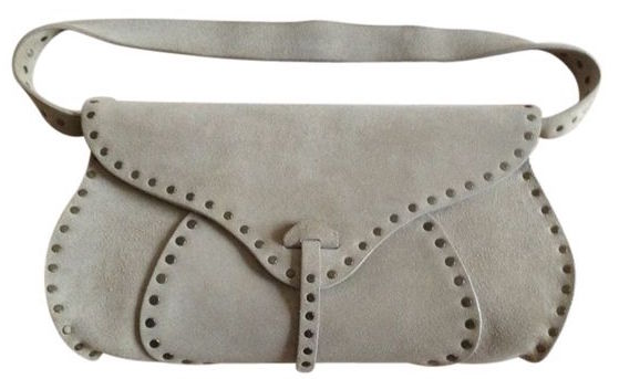 Celine Poulbot Bag Grey
