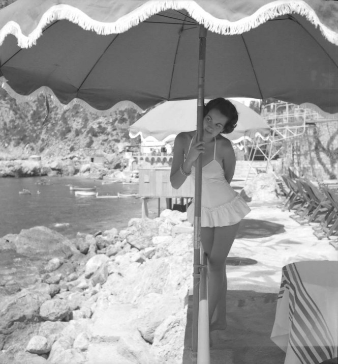 Emilio Pucci 1949 Beachwear Collection