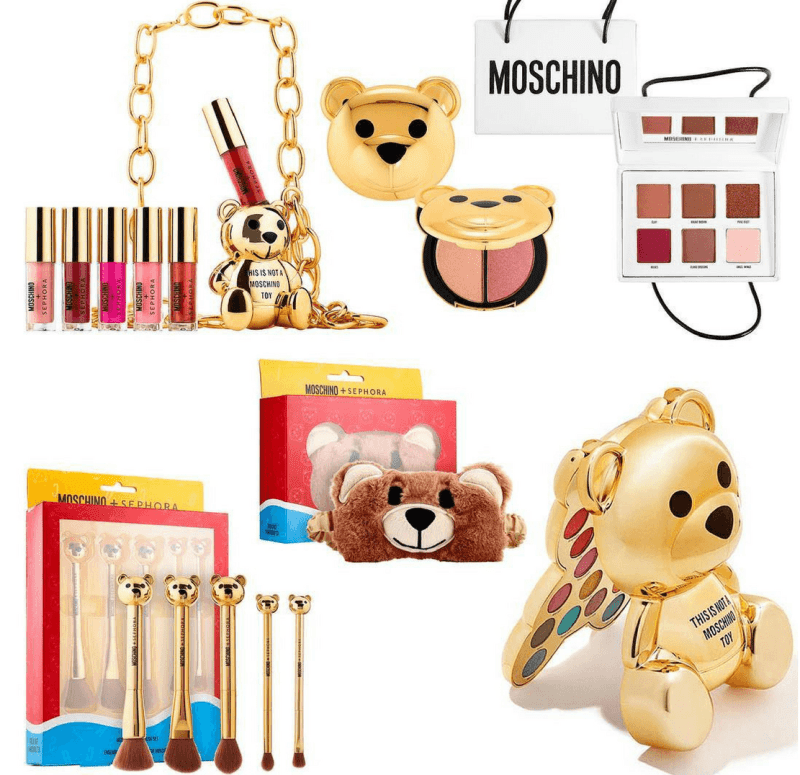 Moschino Limited Makeup Collection