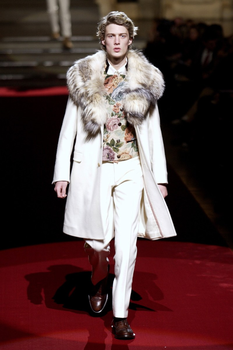 Roberto Cavalli 2002 Fall/Winter Menswear