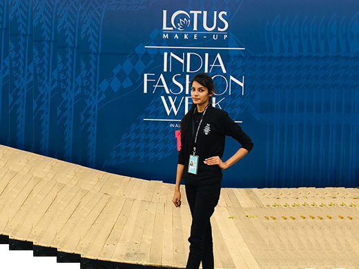 India Fashion Week 2019: A milestone for a student of Fashion Designing