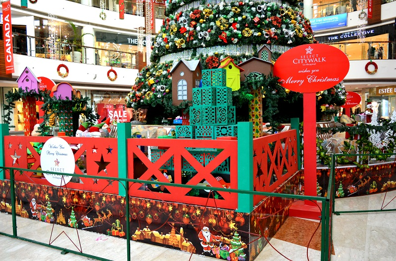 best-christmas-trees-in-delhi