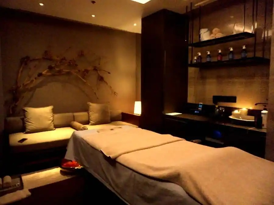 quan spa rooms private and couples