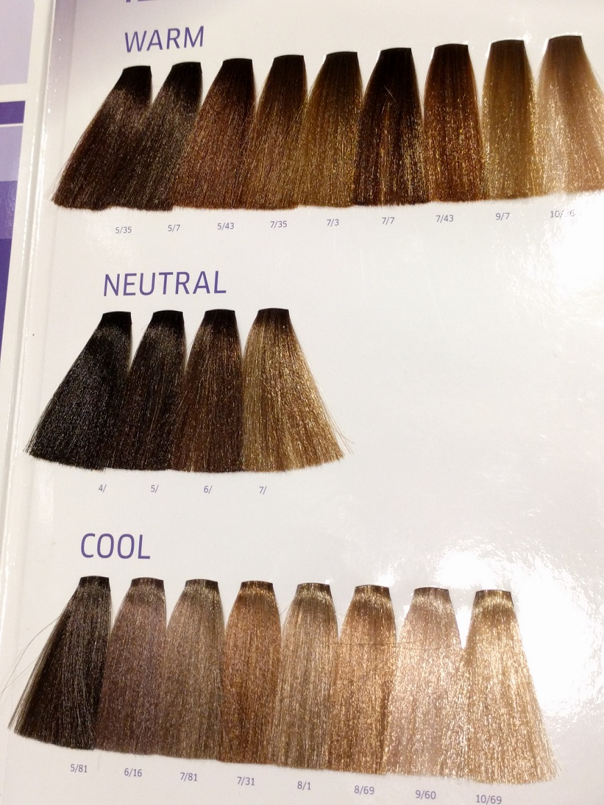 Wella Illumina Hair Colour Review Shades Photos