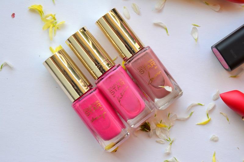 loreal-paris-La-Vie-en-Rose-Pinks-Collection-nail-paints-reviews-swatches-price-buy-online