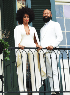 Solange Knowles's Wedding