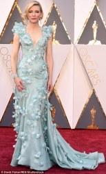 Cate Blanchett in Armani Privé gown