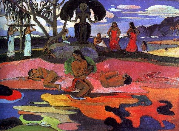Paul Gauguin Father Of Paedophilia Fashion Messiah