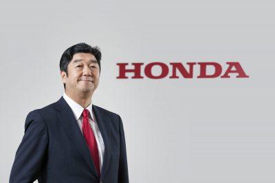 Honda Turkiye Başkanı Takuya Tsumura