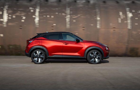 """""""Nissan JUKE benzersiz kimliği, daha fazla karakter, heyecan verici performans ve sürücü ihtiyaçlarına cevap veren ileri teknoloji ile geri döndü"""""""