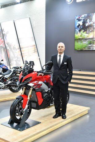 Borusan Otomotiv BMW Motorrad Marka Müdürü Başarı Erbaş