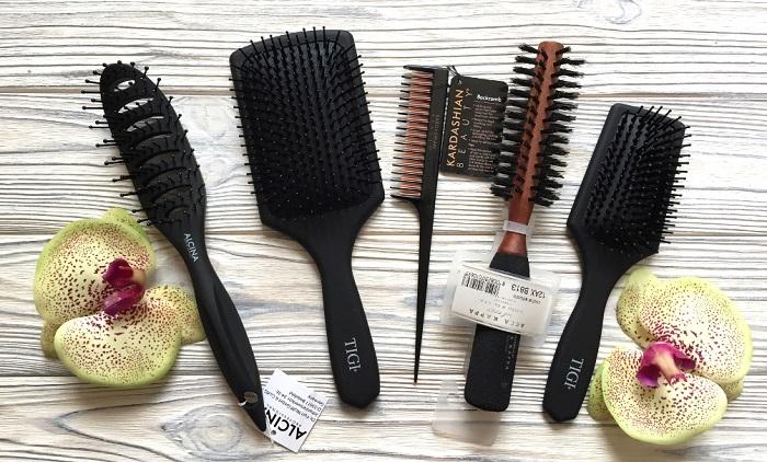 Расчески для различных функций на волосах