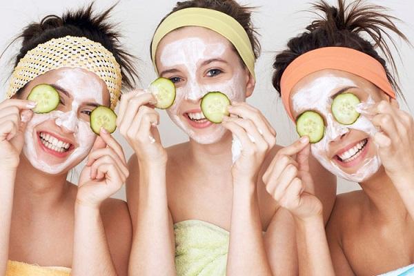 Летние маски для лица